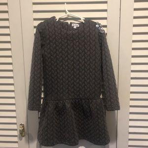 Le Top Size 6 Gray Dress